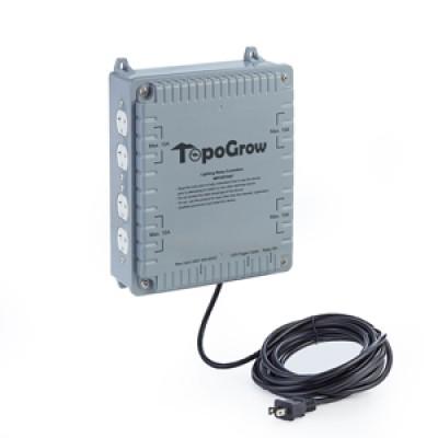 TopoGrow 8 Lighting Relay Ballast Maximum 8000W Grow Light controller Grow Tent