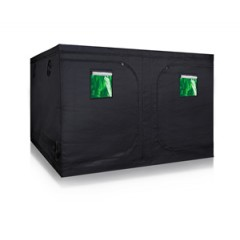 "TopoGrow Super Big 120""x120""x78"" Grow Tent 600D High-Reflective Hydroponic Grow Room/Hut System Kit for Plant Growing W/Metal Corners"