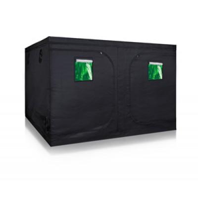 "TopoGrow Super Big 120""x120""x78"" Grow Tent 600D High-Reflective Hydroponic Grow Room/Hut System Kit for Plant Growing W/Metal Corners"