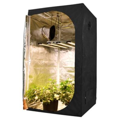 "TopoGrow Multiple Sized Indoor Grow Tent 36""X36""X72"" Hydroponic Plant Growing, Plastic Corners W/Window"