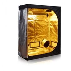 "TopoGrow 48""X24""X60"" Indoor Grow Tent Room Reflective Mylar Hydroponic Non  Toxic Hut W/Plastic Corners"